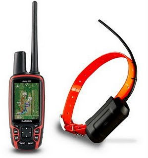 Manual de instrucciones Garmin Astro 320 + collar DC-50